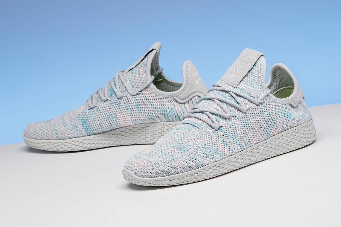 Pharrell Williams X Adidas Tennis Hu 7