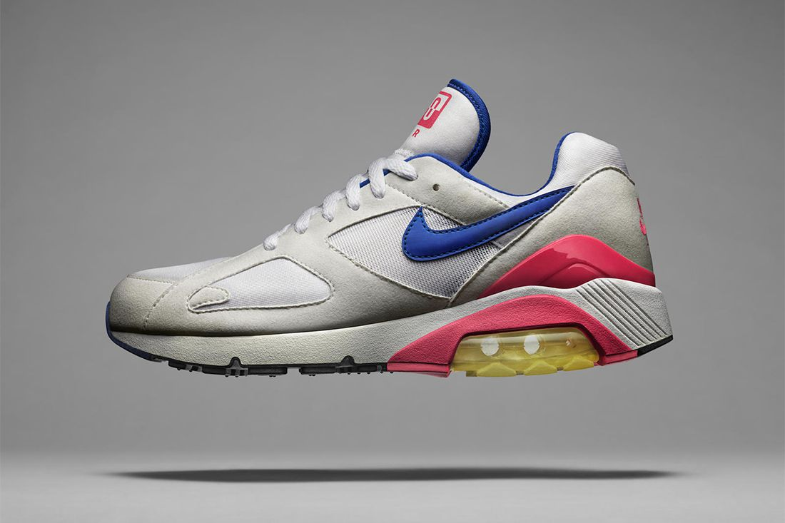 Air Max 180 Nike Air Max Inspiration Feature