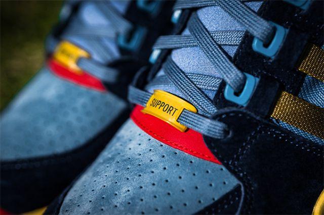 Packer Shoes X Adidas Eqt 3