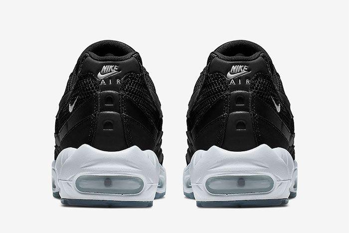 Nike Air Max 95 749766 040 Release Date Heel Pair