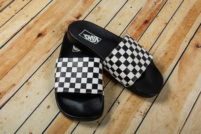 Vans Slide On Checkerboard 5