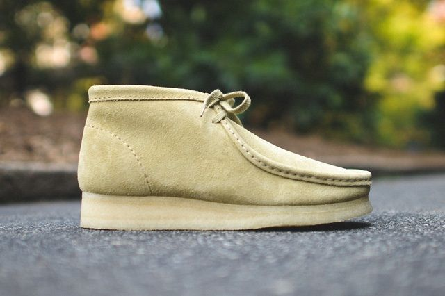 Clarks Wallabee Boot Fall Winter Releases 3