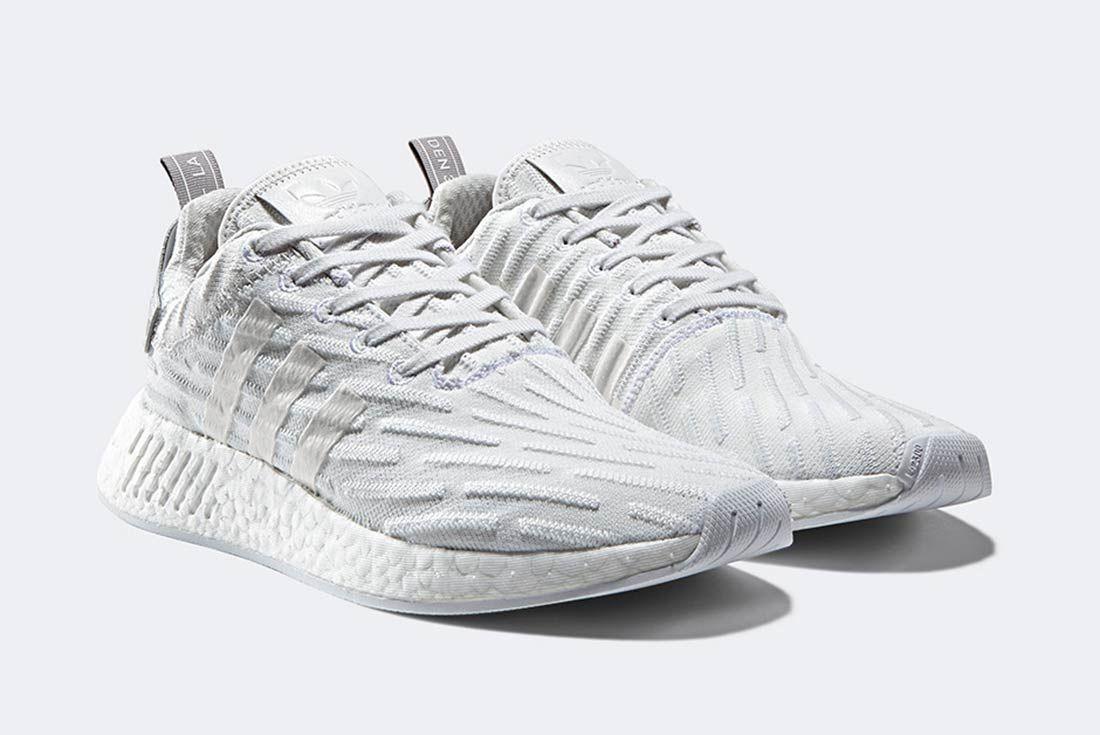 Adidas Nmd R2 Triple White 1