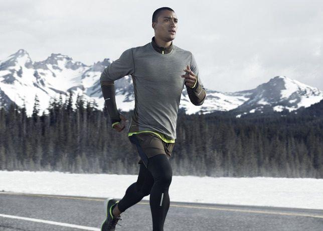 Nike Dri Fit Wool Ashton Eaton