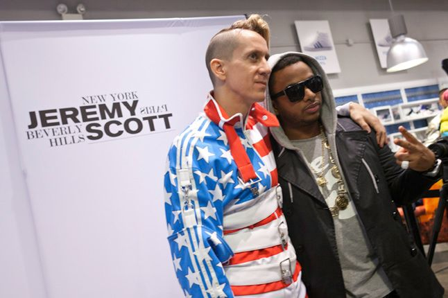 Jeremy Scott In Store Adidas Originals Soho New York 26 1