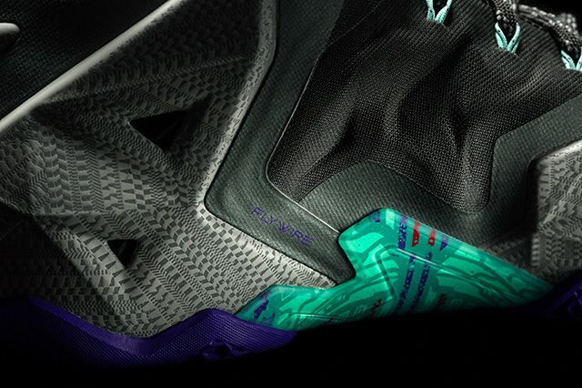 Nike Lebron Xi Official Images Terracotta Warrior 6