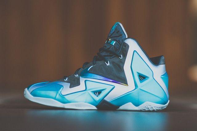 Nike Lebron 11 Gamma Blue Bump 6