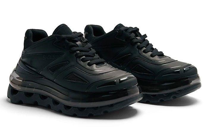 Shoe 53045 Air Bump Black