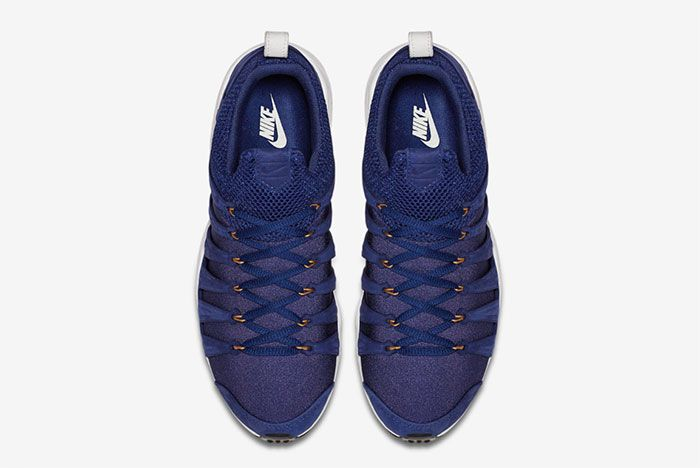 Nike Air Zoom Spirimic Blue 2