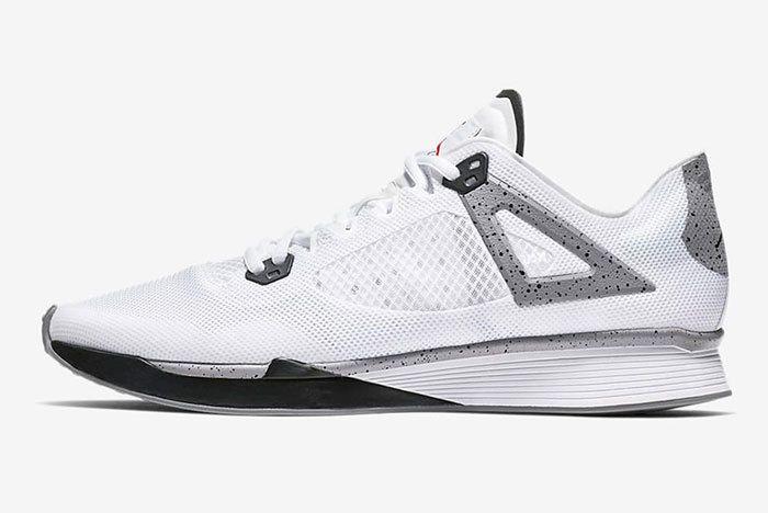 Jordan 89 Racer White Cement Sneaker Freaker2