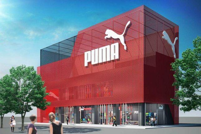 Puma Store Osaka 1