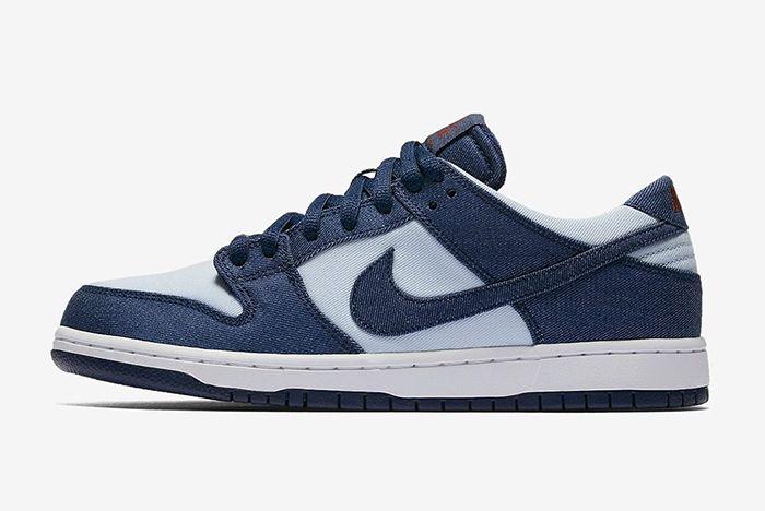 Nike Sb Dunk Low Binary Blue5