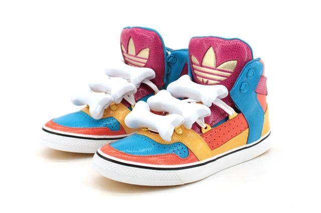 Jeremy Scott Adidas Originals Js Bones Multi 2