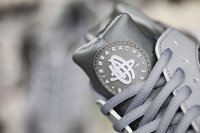 Nike Huarache Wmns Wolf Grey White 3
