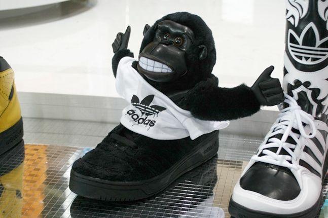 Jeremy Scott Gorilla Adidas 4 1
