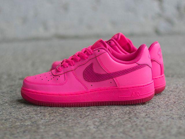Nike Air Force 1 Gs Hyper Pink 2