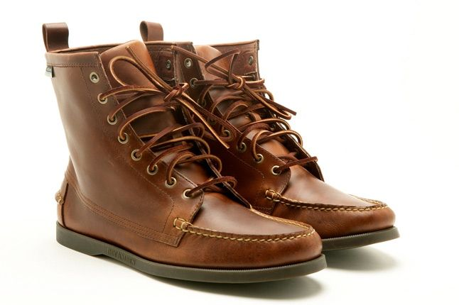 Ronnie Sebago Boot 1