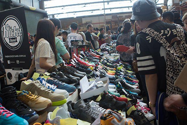Hero Presents Sneaker Freaker Swap Meet Recap 68