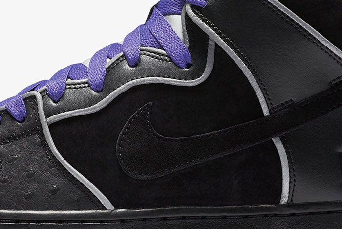 Nike Sb Dunk High Purple Box 5