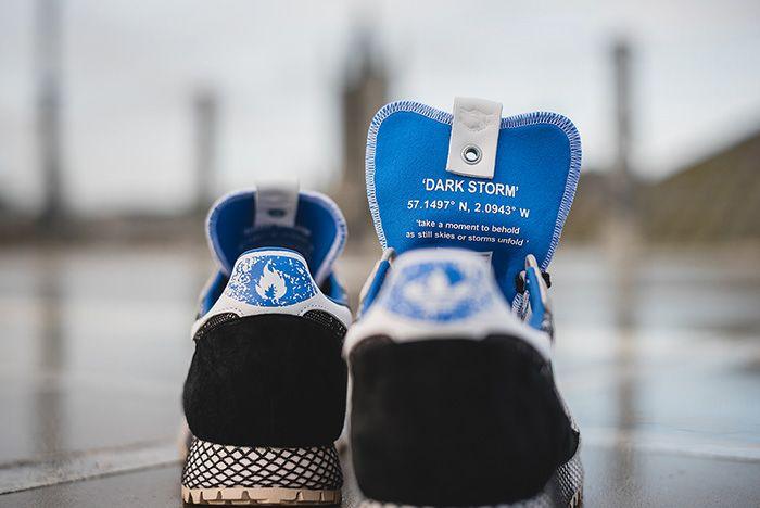 Adidas Consortium X Hanon Sneaker Freaker 2