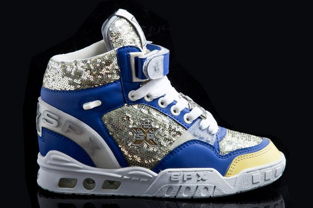 Spx Street Kicks Hi Sequen Blue 1