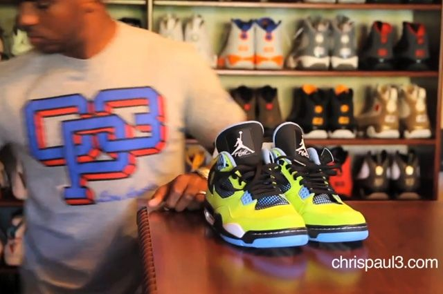 Chris Paul Air Jordan Vault Tour 5
