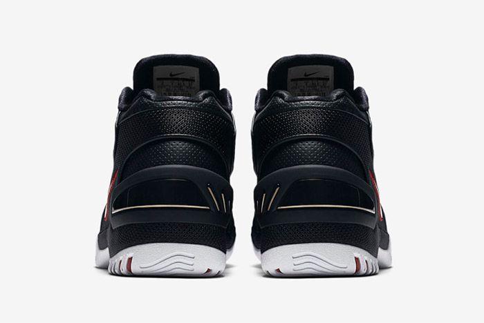 Nike Air Zoom Generation Black 1