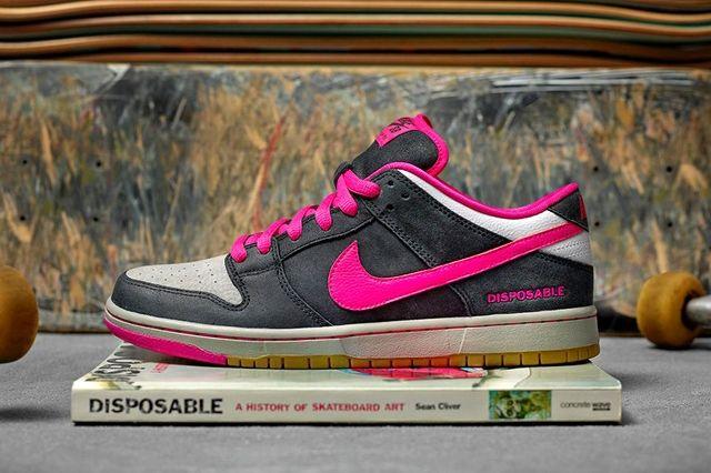 Nike Sb Dunk Low Disposable Bump 1