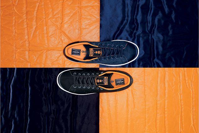 Adidas Consortium X Porter Bump