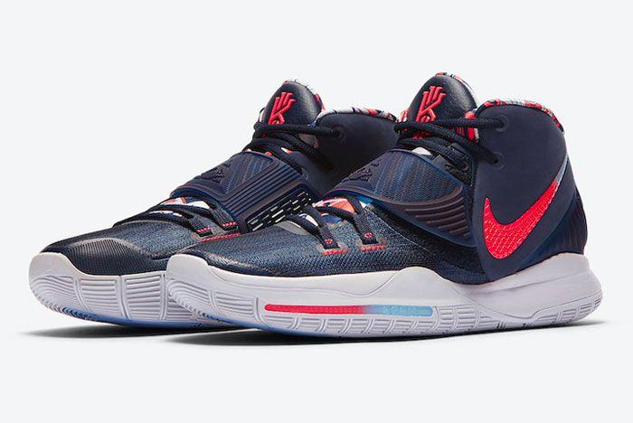 Nike Kyrie 6 Usa Left