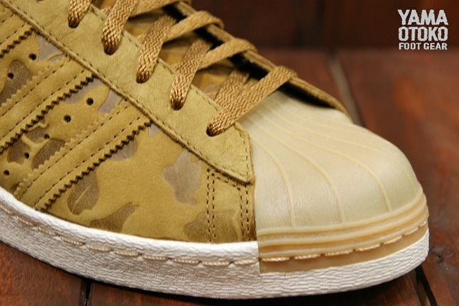 Adidas Superstar 80 S Camo Pack 2