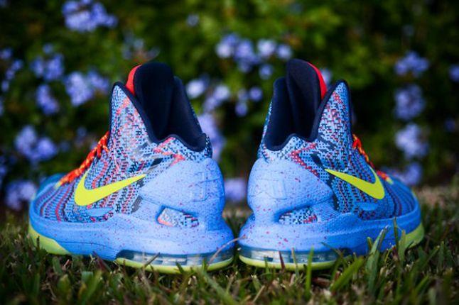 Nike Kd V Christmas Heels 1