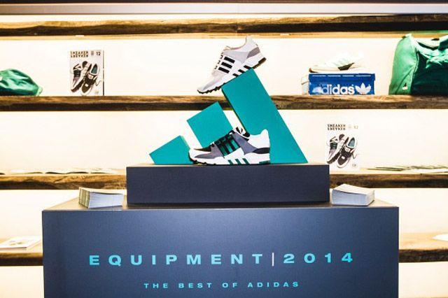 Overkill Adidas Eqt Launch 7