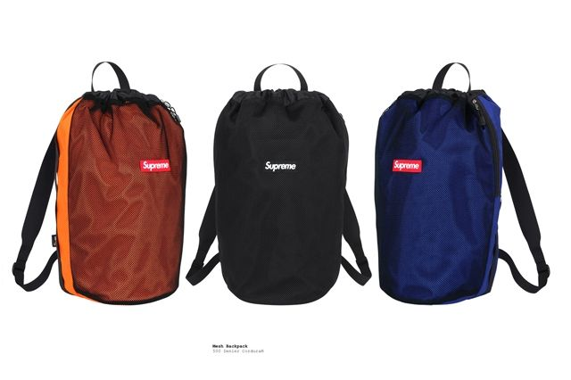 Supreme Ss15 Baggage Collection 2