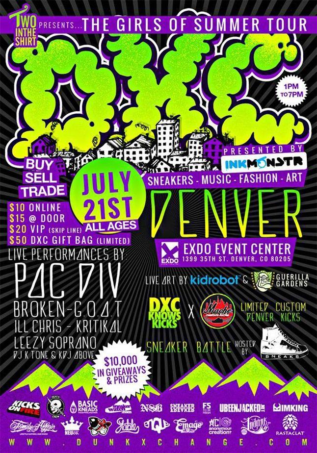Dxc Denver Flyer