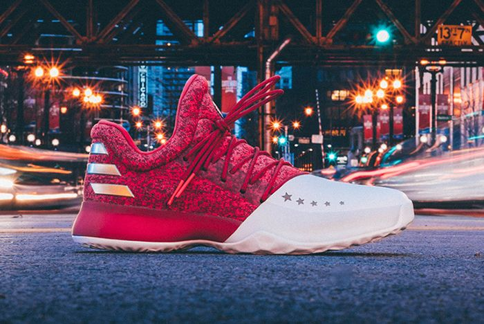 Adidas Reveals Exclusive Pe Footwear For The 2017 Mc Donald'S All American Gamefeature
