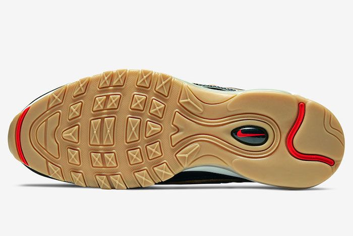 Nike Air Max 98 Cork New Years Ct1173 001 Sole