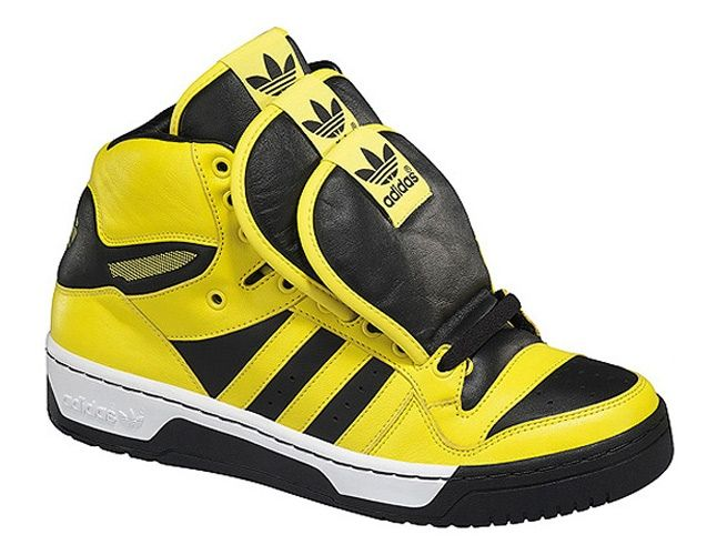 Adidas Attitude X Jeremy Scott 3Tongue 2