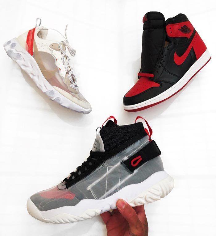 Air Jordan 1 Flyknit React 1