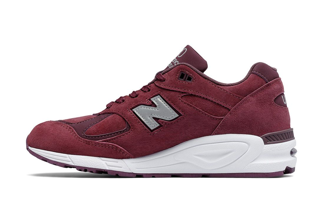 New Balance Made In Usa Connoisseur 990 3