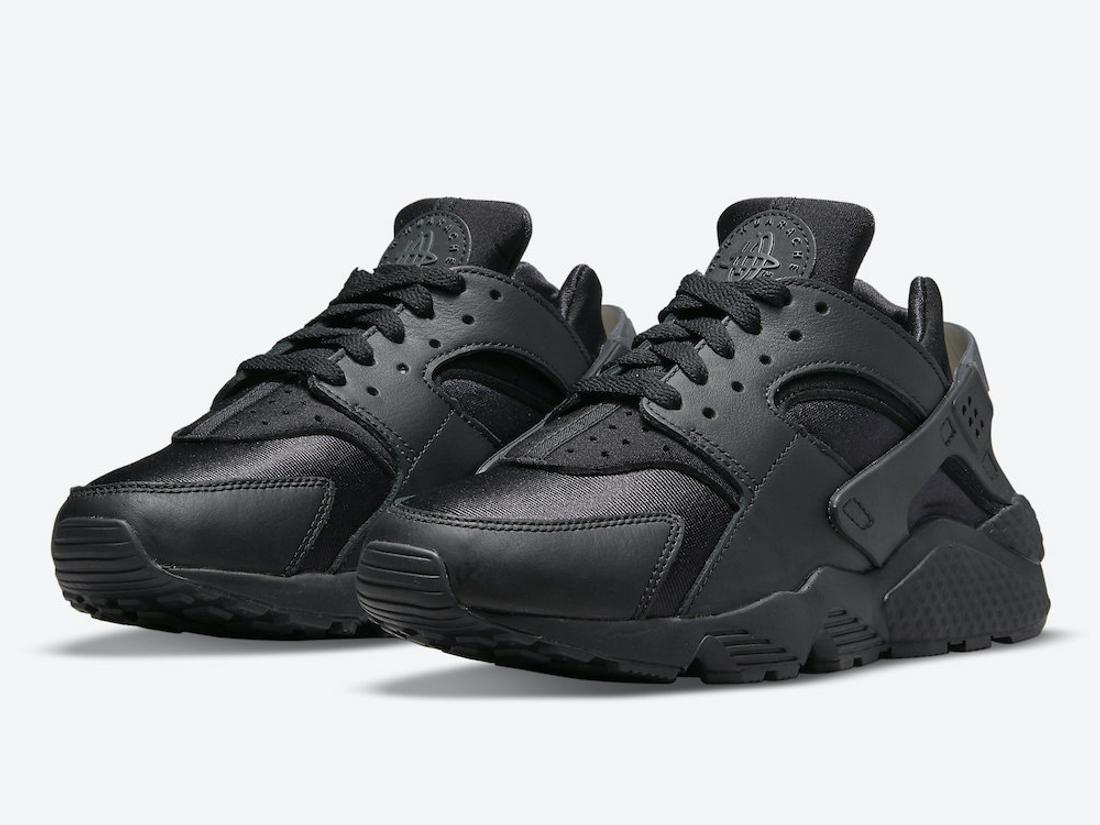 The Nike Air Huarache 'Triple Black' is Coming Back! - Sneaker ...