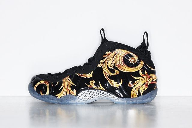 Supreme Nike Air Foamposite One Bump 5