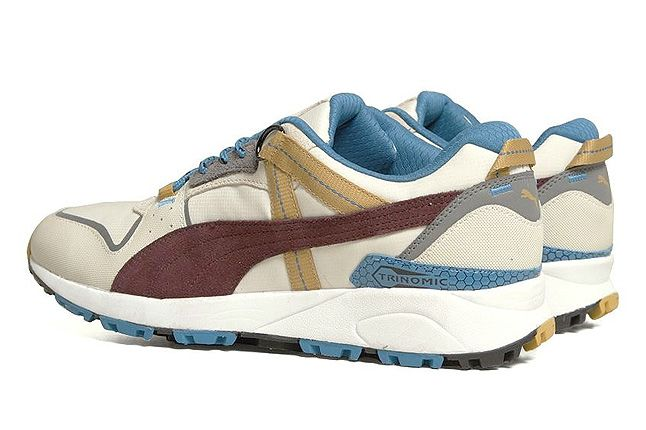 Puma Trinomic Trail Low Birch Heel 1