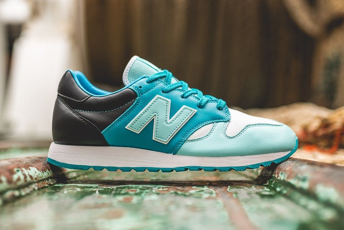 Hanon X New Balance U520 Hnf Fishermans Blues 9