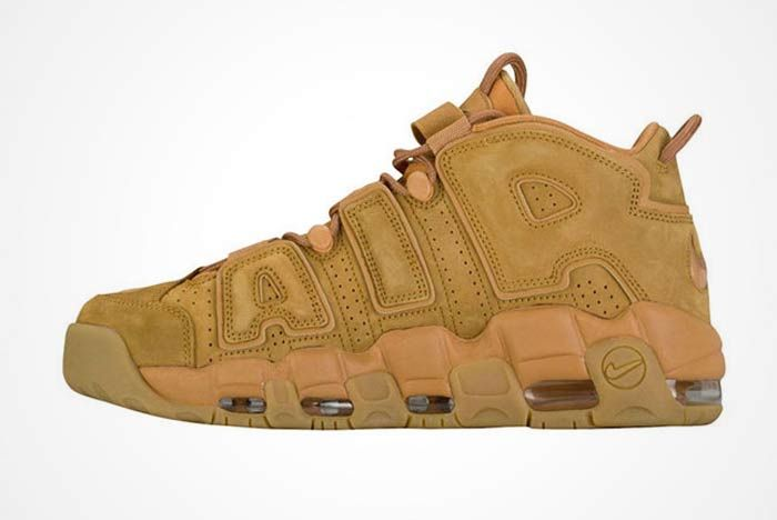 Nike Air More Uptempo Wheat 1