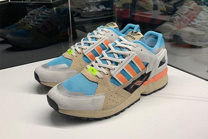 Adidas Zx 10K Sneaker Freaker