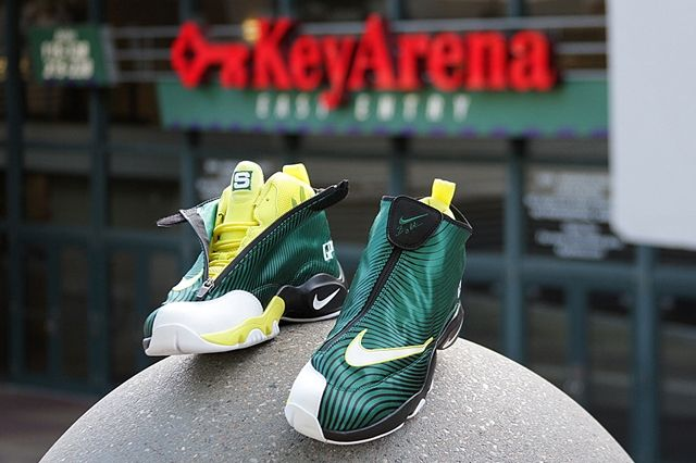 Sole Collector Nike The Glove Sonics 9
