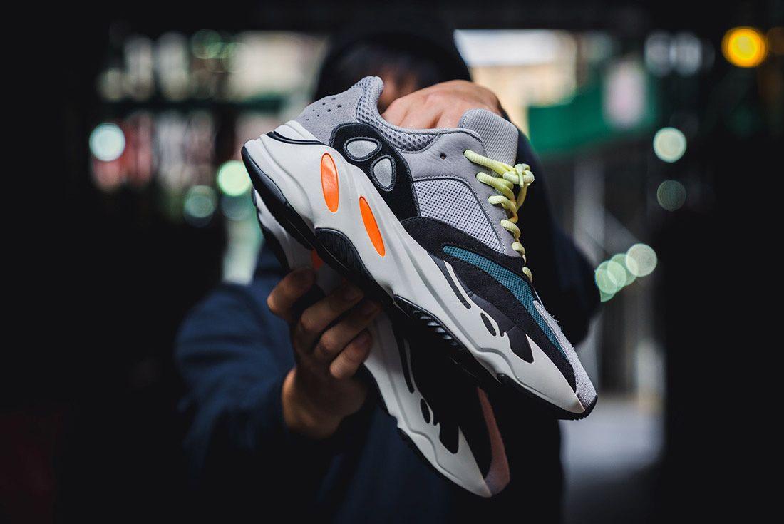 Adidas Yeezy 700 On Foot Sneaker Freaker