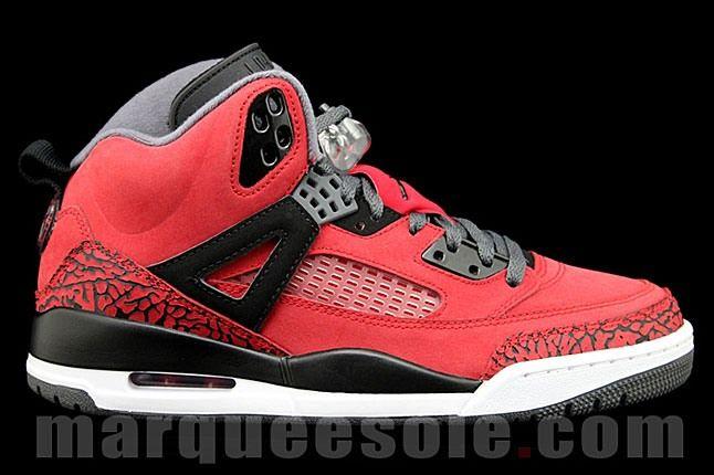 Jordan Spizike Red 1 1
