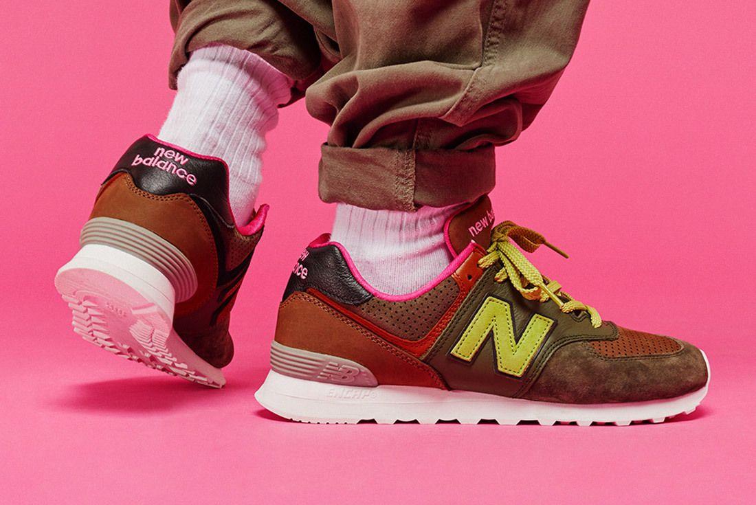 Sneakersnstuff New Balance 574 4
